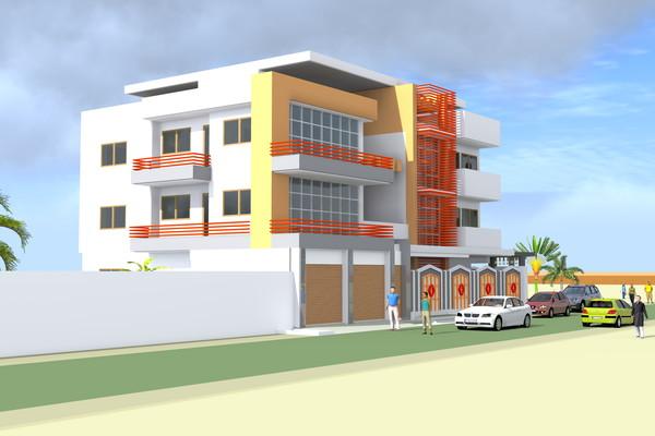 New construction apartments program for Homes plus designers builders inc